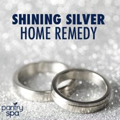 Silver Home Remedy: Shine Silver with Baking Soda