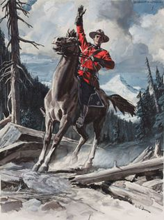 Tweed Museum of Art Roi George, The Ch, Bull Riders, Canadian History, Le Far West, Military Art, Western Art, Old Pictures, American Art