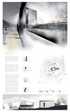 Ber ideen zu architektur portfolio auf pinterest for Architektur grafik