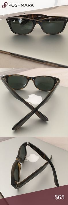 3d8572fab6 Ray-Ban Sunglasses Women s Ray-Ban sunglasses. They are slightly used but in