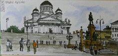 20140715 Catedral de Helsinki