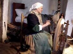 Flax Spinning