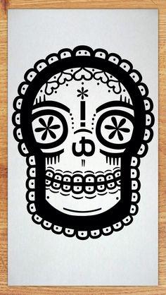 Sugar Skull 08