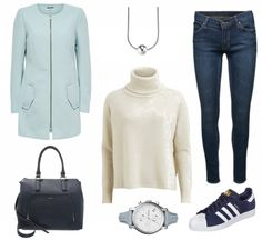 #Frühlingoutfit STYLE ♥ #outfit #Damenoutfit #outfitdestages #dresslove