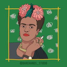 FRIDA KAHLO Powerful Women Series No.1  She was ahead of her time, a total badass - embracing herself to the fullest. She defied gender stereotypes; refusing to pluck away the monobrow & facial hair that were deemed unladylike by society. If only I had read about her in my teenage years, I would have rocked my unibrow and stache with pride.  She was open bisexual, she made no apologies or excuses for her bold sexual choices. Love has no boundaries.  Her art work was raw and honest. She… Gender Stereotypes, How To Apologize, Teenage Years, Facial Hair, Powerful Women, Girl Power, Art Work, Badass, Choices
