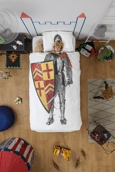 Knight bedding - Snurk Beddengoed