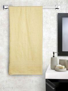 Bath & Beach Towels Lovely Cotton Bath Towel Material : Cotton Size ( L X B ) : 75 cm X 150 cm Description : It Has 1 Piece Of Bath Towel Pattern : Solid Country of Origin: India Sizes Available: Free Size   Catalog Rating: ★4.2 (972)  Catalog Name: Lovely Cotton Bath Towels Vol 4 CatalogID_279687 C71-SC1110 Code: 203-2111117-