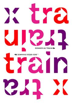 // Philippe Apeloig — 30 Years of SNCF (2007)