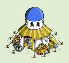 #ressource trader from the game #travians at http://www.travians.com