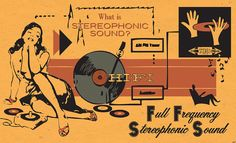 What Is Stereophonic Sound? It's what you hear in Heaven