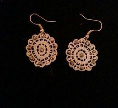 This item is unavailable Lace Earrings, Crochet Earrings, My Etsy Shop, Boho, Check, Shopping, Jewelry, Fashion, Jewlery