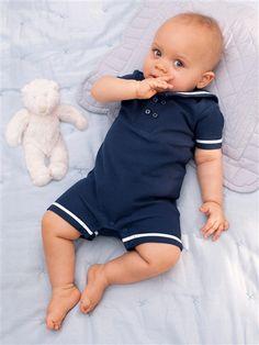 Adorable little marin boy !