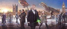 Doctor Who Saison 8 Episode 1: Deep Breath ; Critique