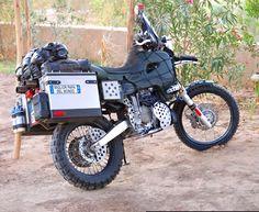 Xr650r adv bike