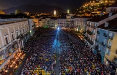 13 Best Outdoor Cinemas in Europe Where To Watch Movies, Locarno Film Festival, Movies Under The Stars, Outdoor Cinema, Event Calendar, Movie Theater, Holiday Destinations, City Photo, Around The Worlds