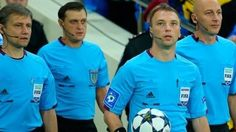 Five Ukrainian crews will judge matches of Euro cups