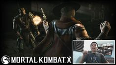 Mortal Kombat X - Erron Black Official Trailer! [unCAGEDgamez Reaction]