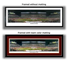 Browns Are Back Framed Picture!