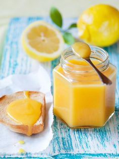 Take advantage of citrus season with this delicious homemade lemon curd recipe. (http://www.hgtv.com/entertaining/citrus-curd-recipe/index.html?soc=Pinterest)