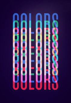 'Colors', art print by Sebastian Andaur  on artflakes.com