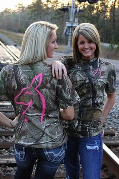 Salon quality scent free products and apparel for women who love to hunt. Check it out!  www.justfordoes.com