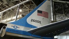 Air Force One WPAFB Air Museum Dayton, Ohio