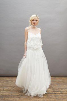 Dana Bolton - bohemian, ethereal and whimsical style wedding dresses