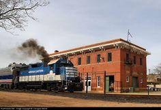 RailPictures.Net Photo: AZER 2503 Arizona Eastern Railway EMD GP35 at Globe, Arizona by J Douglas Moore