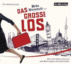 Das große Los: Wie ich bei Günther Jauch eine halbe Million gewann und einfach losfuhr von Meike Winnemuth http://www.amazon.de/dp/3844510516/