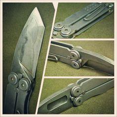 Tank Knives••Balisong