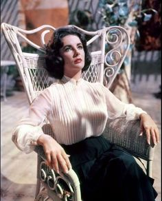 "Elizabeth in ""Suddenly, Last Summer"" 1959"