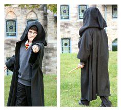DIY Harry Potter costume