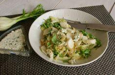 Eat.Run.Love. : Recept || Quinoasalade met venkel, peer en blauwaderkaas