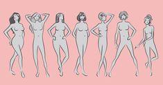 alkatod-szuletesi-honapoddal-van-osszefuggesben-karcsusag-titka-egyszeru Symptoms Of Overactive Thyroid, Thyroid Gland, Types Of Thyroid, Shape Of Your Body, Thyroid Problems, Health Problems, Hypothyroidism, Body Shapes, The Secret