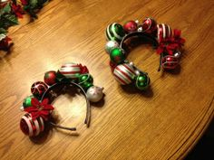 Christmas accessories!