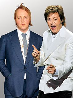 James McCartney says the children of the Beatles might form a band