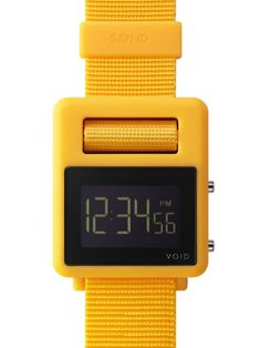 VOID | Watches | SOND-YELLOW