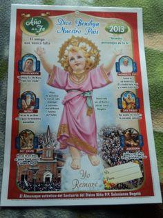 el primer almanaque Biblico 2013