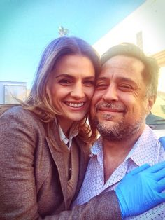 @.Stana_Katic   Thanks dude. For all of it. You fucking rock.