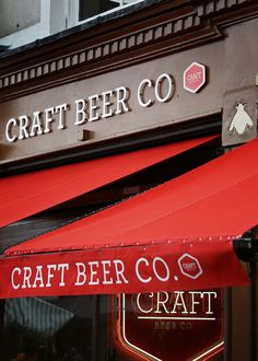 Craft Beer Co.  One of the best bars in London for craft beer and cask ales.  A must-stop for any traveler or a frequent spot for a pint for locals.  There is one on clerkenwell near Grey's Inn road and one in Islington.