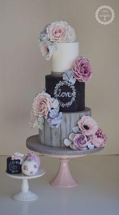 Wedding Cake Más #weddingcakedesigns
