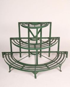 Tiered Wire Plant Stand Wrought Iron Available In Custom