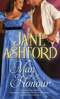 jane ashford | Jane Ashford - Man of Honour