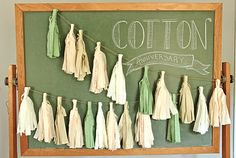 Blue Eyed Yonder Cotton Anniversary | Vintage Event Rentals ~ Atlanta, Georgia