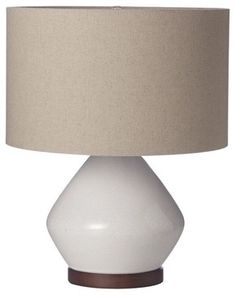 Mia Table Lamp - modern - table lamps - West Elm