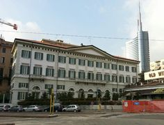 La prima stazione ferroviaria Milano, Porta Nuova (1840)