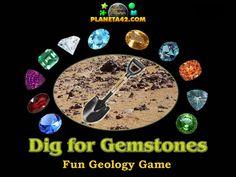 Excavate Gemstones
