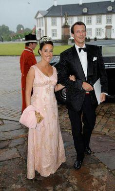 Princess Marie and Prince Joachim of Denmark