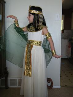 The Circus: Cleopatra Costume