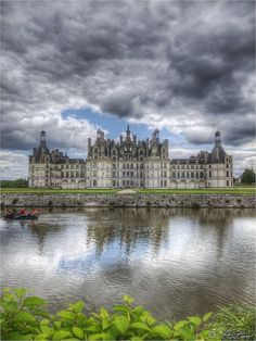 France Travel Inspiration - Chambord Castle ~ Loire Valley, France